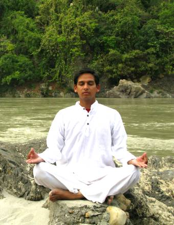 meditation-sandeep-at-raj-resort