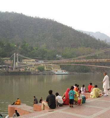 ramjhula bridge rishikesh